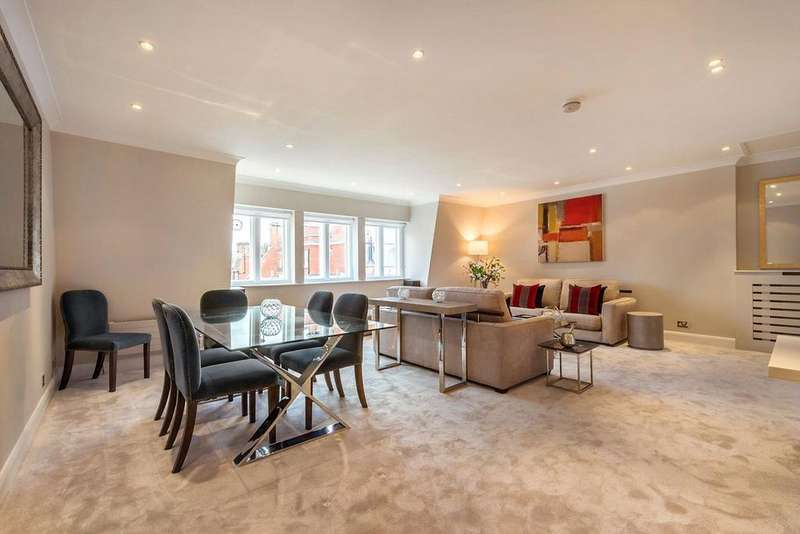 1 Bedroom Flat for sale in Cadogan Square, Knightsbridge, London, SW1X