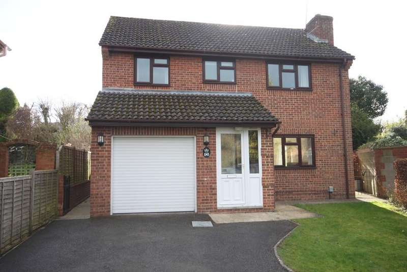 4 Bedrooms Detached House for sale in WINTERSLOW ROAD, PORTON, SALISBURY, WILTSHIRE, SP4 0JX