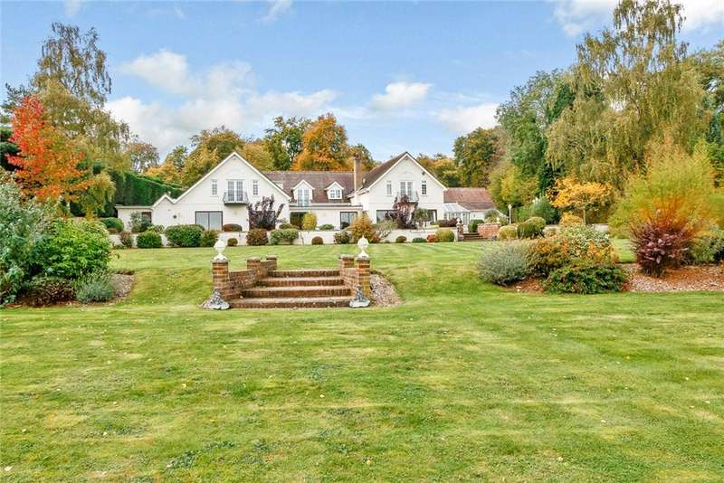 7 Bedrooms Detached House for sale in Harpsden Woods, Harpsden, Henley-on-Thames, RG9