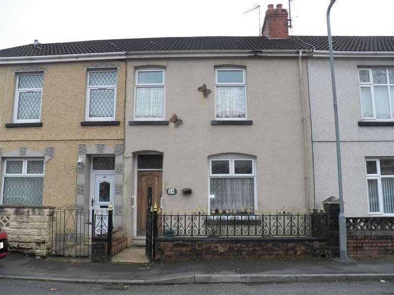 2 Bedrooms Terraced House for sale in Salem Road, Llanelli