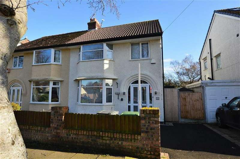 3 Bedrooms Semi Detached House for sale in The Woodlands, CH49