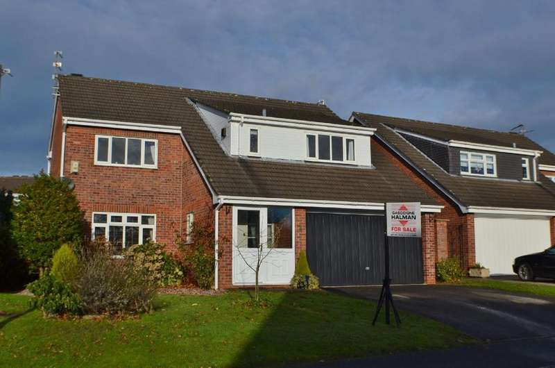 4 Bedrooms Detached House for sale in Portree Drive, Holmes Chapel