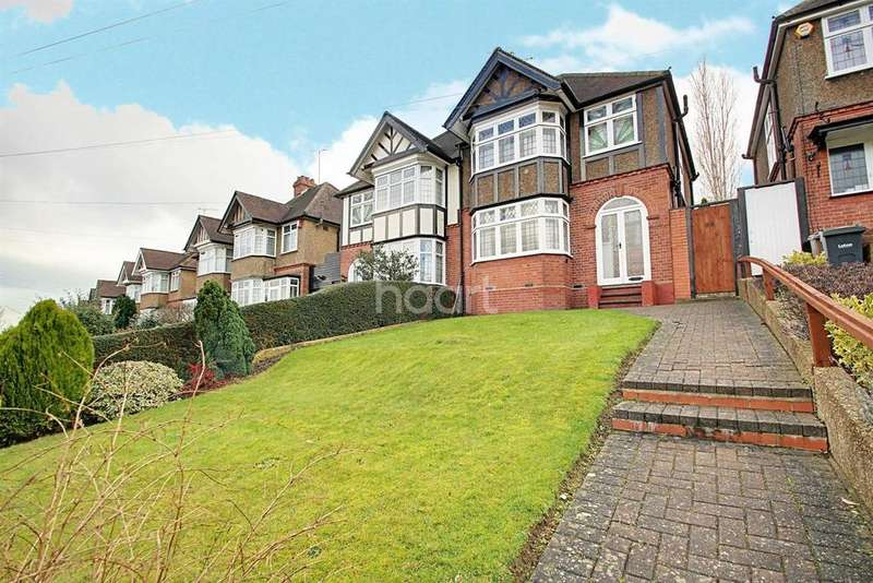 3 Bedrooms Semi Detached House for sale in Traditional Semi Detached on Cutenhoe Road