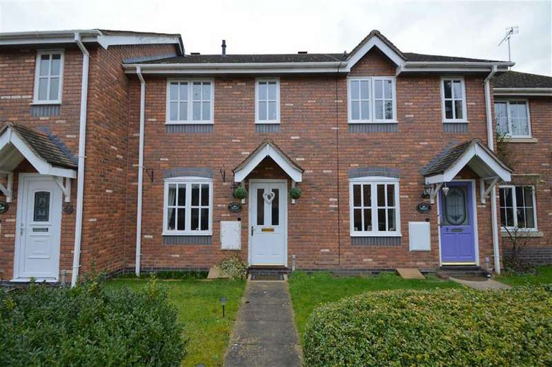 2 Bedrooms Terraced House for sale in School Road, Ruyton XI Towns, Shrewsbury