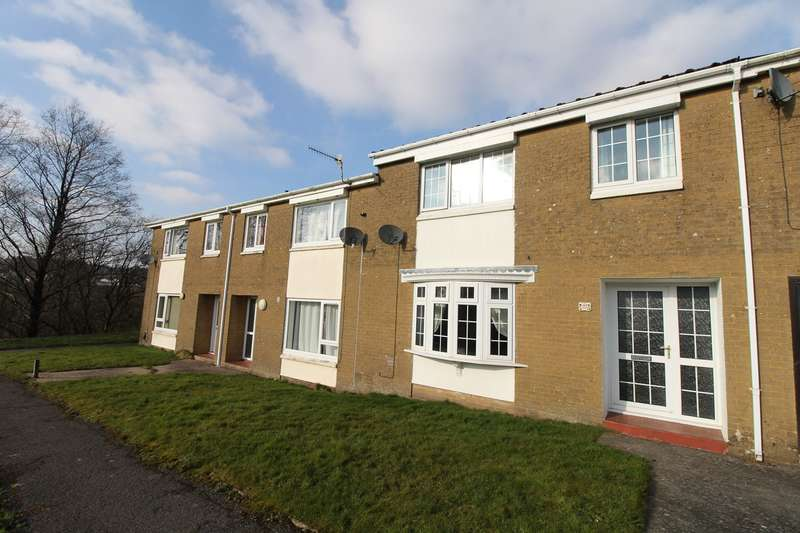 3 Bedrooms Terraced House for sale in Bryn Coch, Beaufort, Ebbw Vale, NP23