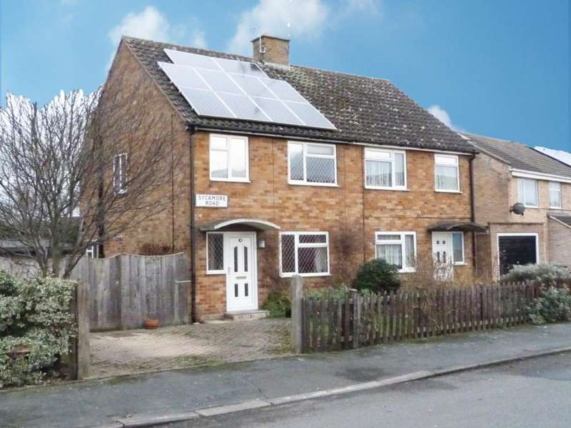 2 Bedrooms Semi Detached House for sale in 1 Sycamore Road Ripon HG4 2LR