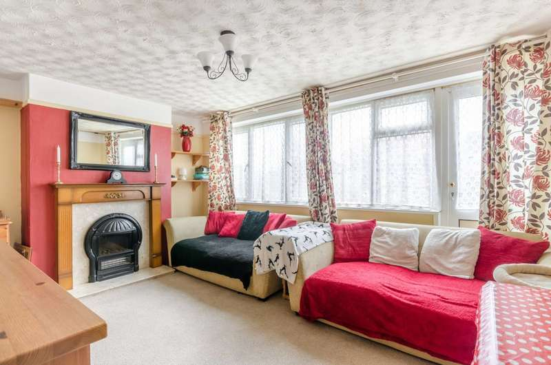 2 Bedrooms Flat for sale in Warminster Road, South Norwood, SE25
