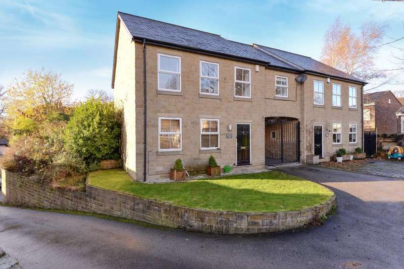 3 Bedrooms Link Detached House for sale in ORCHARD HOUSE, ST ANNS LANE, BURLEY, LS4 2SG