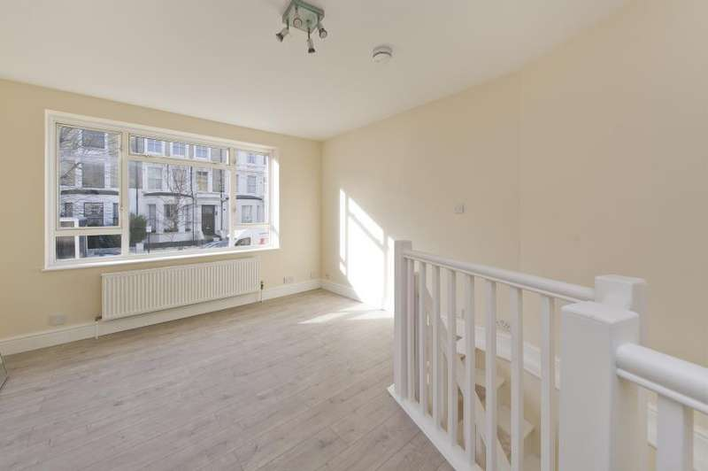 3 Bedrooms Flat for sale in St. Marks Road, North Kensington W10