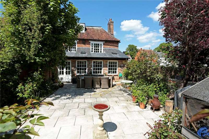 4 Bedrooms Semi Detached House for sale in The Square, Aldbourne, Marlborough, Wiltshire