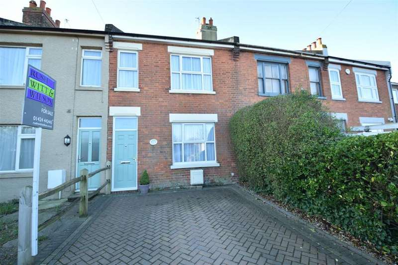 2 Bedrooms Terraced House for sale in The Ridge, Hastings