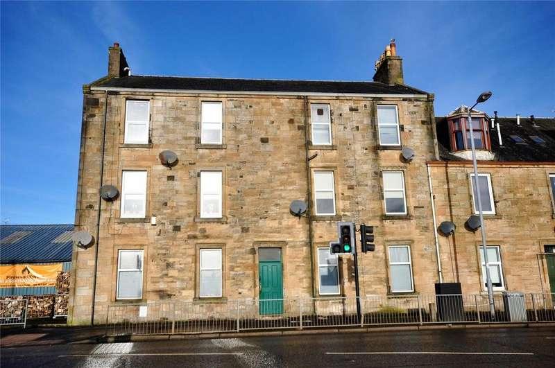 2 Bedrooms Flat for sale in 0/1, 9 Bridgend Road, Kilbirnie, Ayrshire, KA25