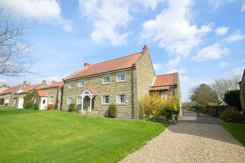 5 Bedrooms Detached House for sale in Main Street, Levisham, Pickering YO18