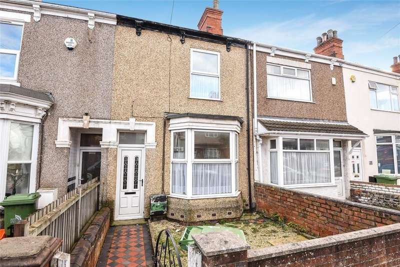 4 Bedrooms Terraced House for sale in Park Street, Cleethorpes, DN35