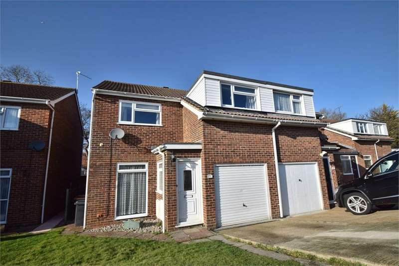 3 Bedrooms Semi Detached House for sale in Orchid Close, Langney, East Sussex