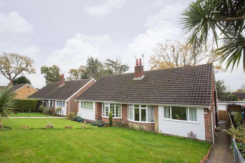 2 Bedrooms Semi Detached House for sale in Longview, Heathfield, East Sussex, TN21 8BG