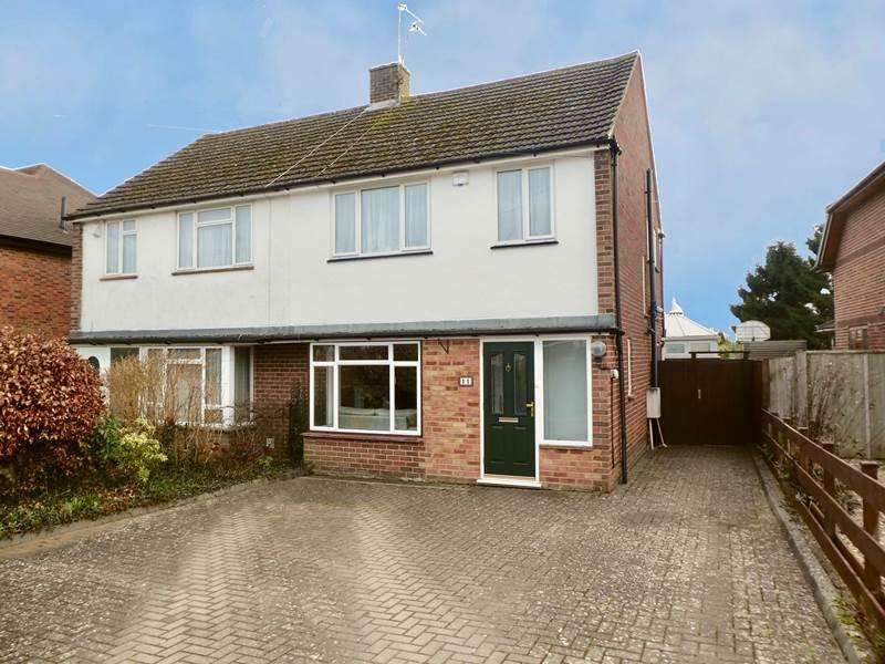 4 Bedrooms Semi Detached House for sale in FLACKWELL HEATH