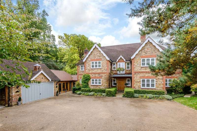 4 Bedrooms Detached House for sale in Kelsall Place, Ascot, Berkshire