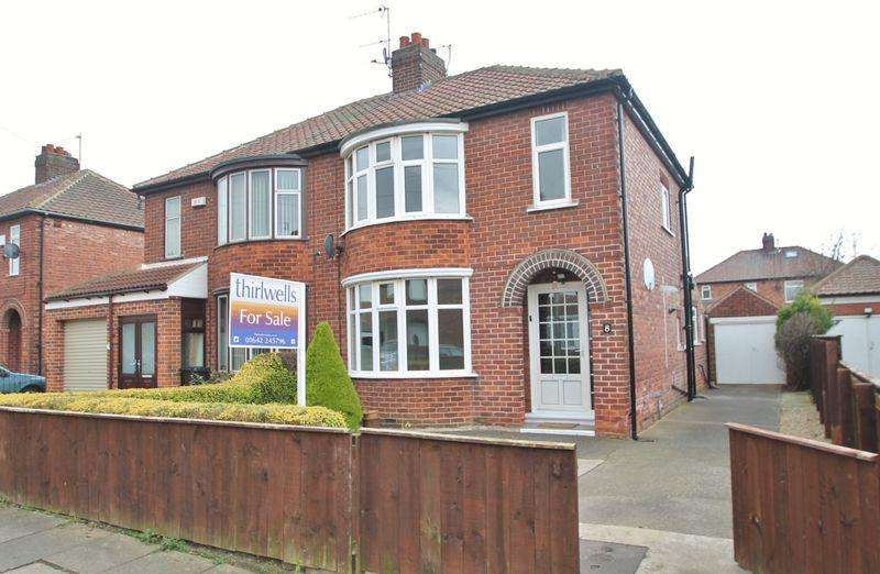 3 Bedrooms Semi Detached House for sale in Ennerdale Avenue, Acklam