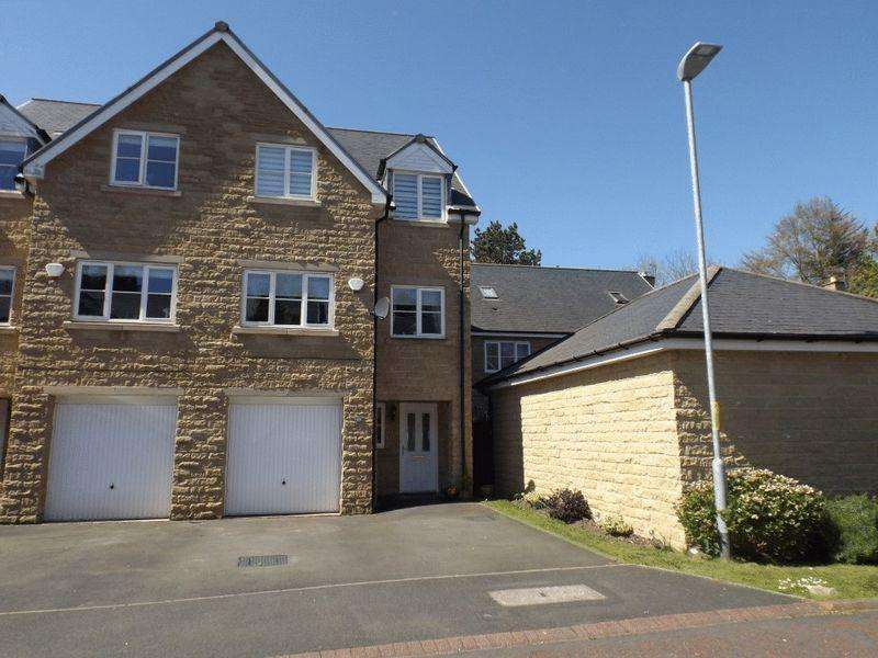 4 Bedrooms Semi Detached House for sale in Southgate Mews, Morpeth