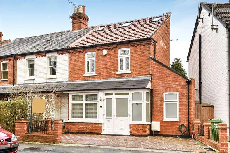 3 Bedrooms Terraced House for sale in Kings Ride, Camberley, Surrey, GU15