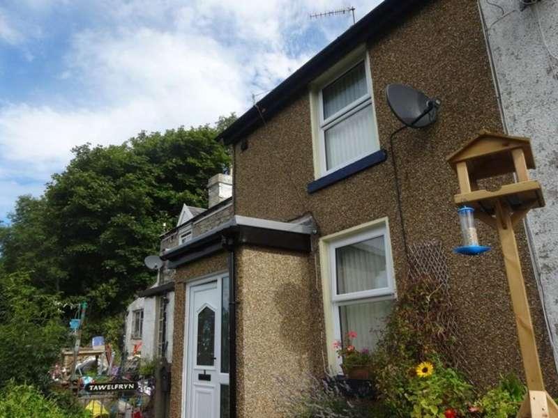 2 Bedrooms Terraced House for sale in Tan Y Graig Road, Llysfaen