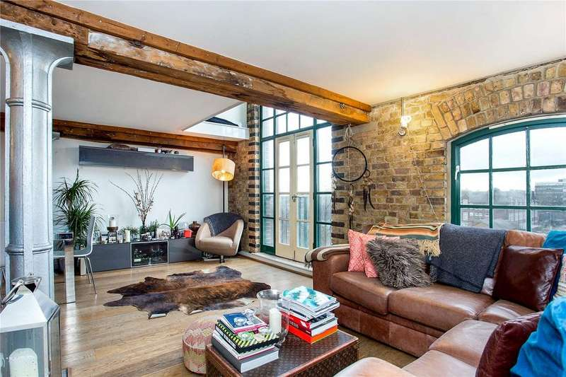 2 Bedrooms Flat for sale in Tannery House, 6 Deal Street, Shoreditch, London, E1