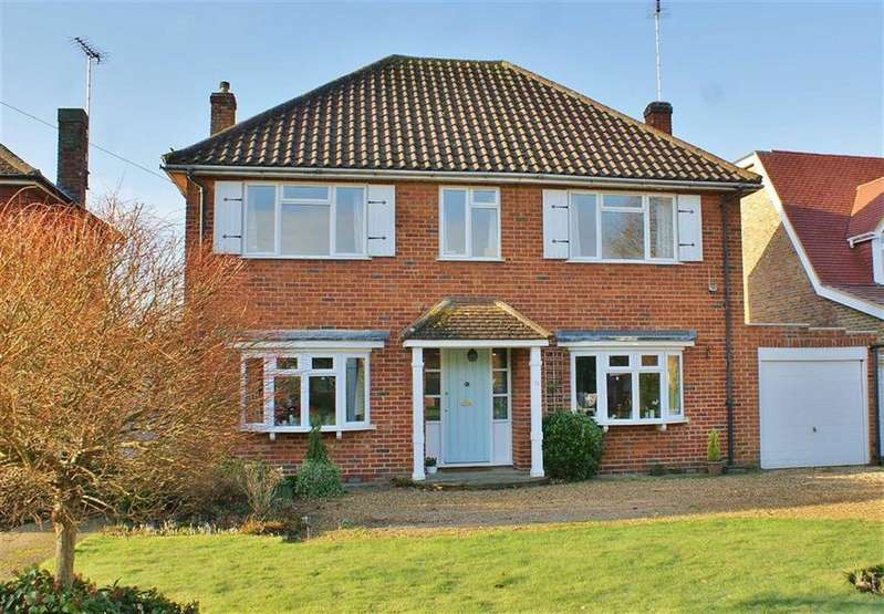 3 Bedrooms Detached House for sale in Pipers Close, Cobham, KT11