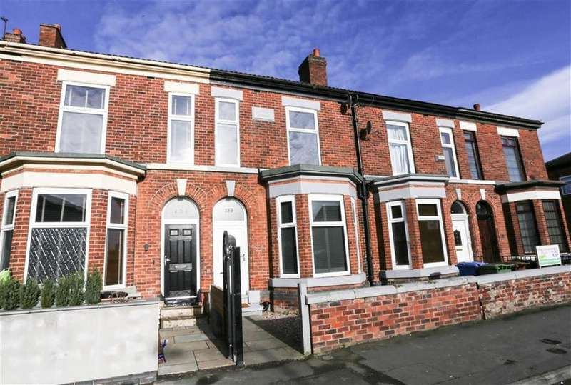3 Bedrooms Terraced House for sale in Hall Street, Offerton, Stockport