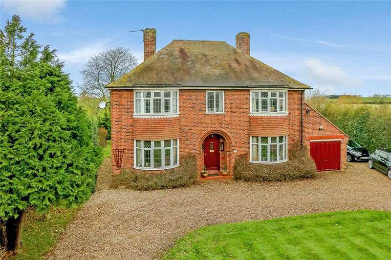 4 Bedrooms Detached House for sale in Cambridge Road, Stretham, Ely, Cambridgeshire