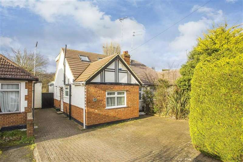 4 Bedrooms Semi Detached House for sale in Woodville Gardens, Ruislip, Middlesex