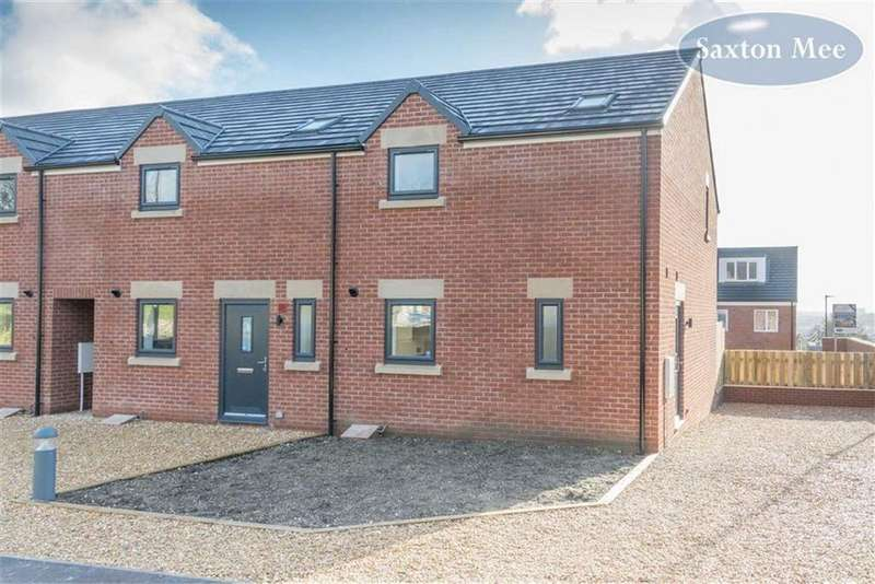 3 Bedrooms Town House for sale in Dempsey Close, Fox Hill, Sheffield, S6
