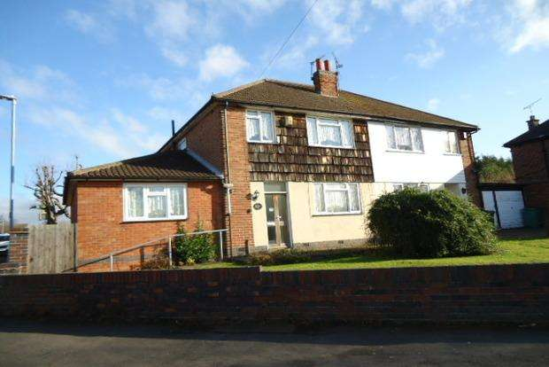 4 Bedrooms Semi Detached House for sale in Kingsway North, Braunstone Town, Leicester, LE3