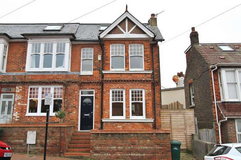 3 Bedrooms End Of Terrace House for sale in The Drove