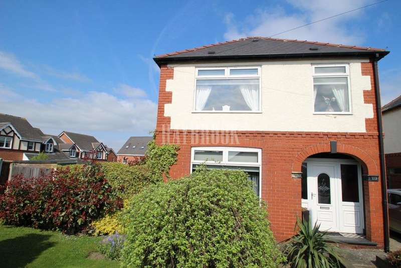 3 Bedrooms Detached House for sale in Hoyland Road, Hoyland