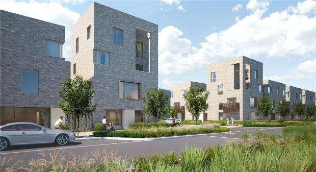 2 Bedrooms Apartment Flat for sale in Eddington Avenue, Cambridge, Cambridgeshire