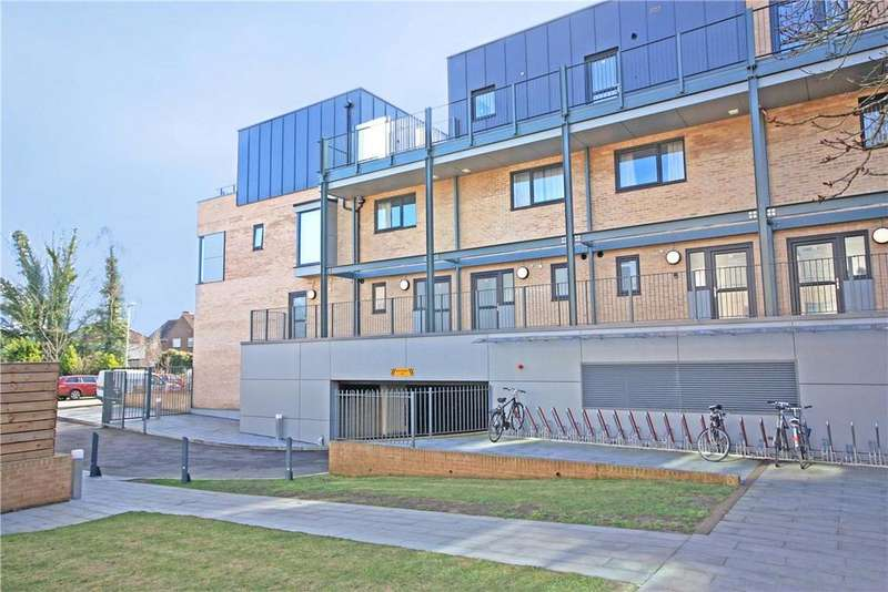 2 Bedrooms Apartment Flat for sale in Flamsteed Close, Cambridge, CB1