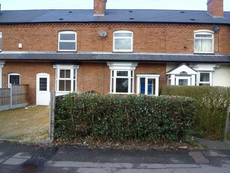 2 Bedrooms Terraced House for rent in Reddicap Heath Road, Sutton Coldfield, B75 7DU