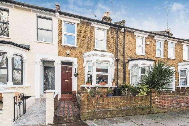 3 Bedrooms Terraced House for sale in Gurdon Road, Charlton