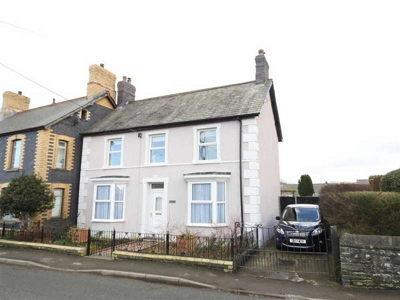 3 Bedrooms Detached House for sale in Station Road, Tregaron