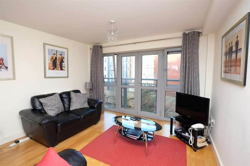 2 Bedrooms Flat for sale in Montague Street, City Centre