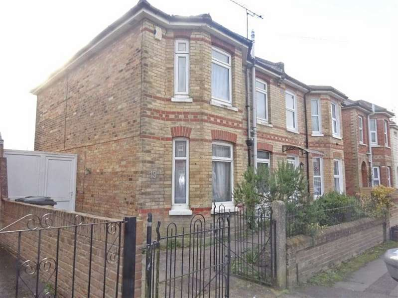 3 Bedrooms House for sale in Parker Road, Bournemouth, Dorset