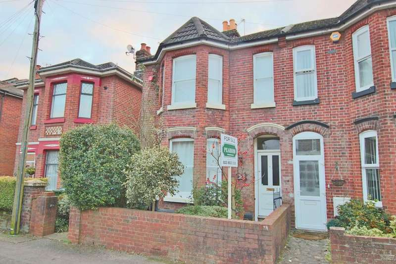 3 Bedrooms House for sale in Bitterne Park, Southampton