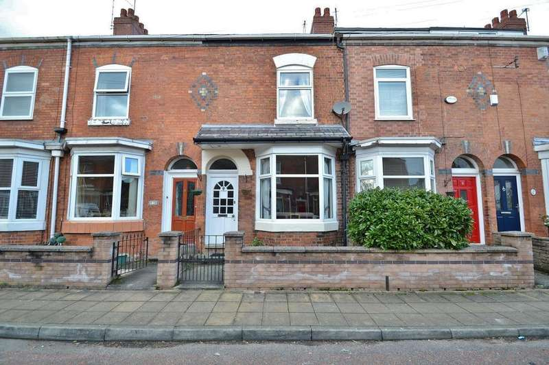 2 Bedrooms Terraced House for sale in Somerset Place, Sale