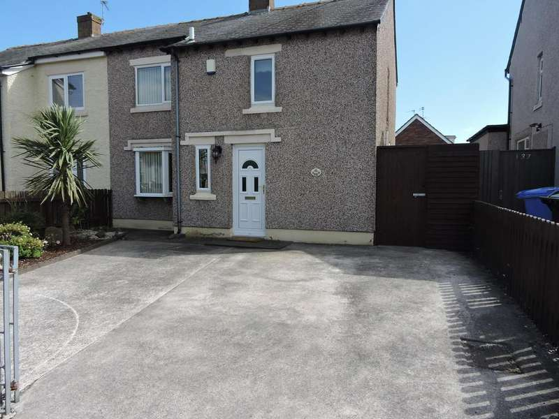 2 Bedrooms Semi Detached House for sale in Shakespeare Road, Fleetwood