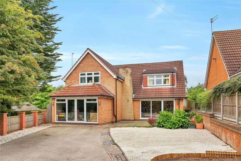 5 Bedrooms Detached House for sale in Valley Road, Radcliffe-on-Trent, Nottingham