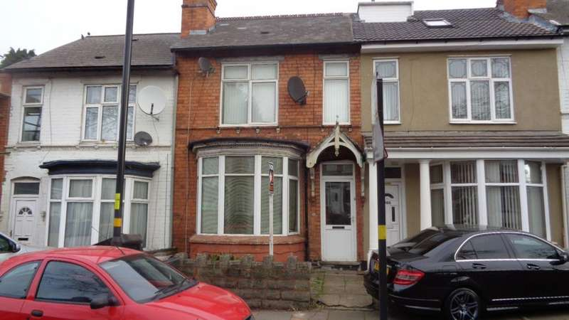 3 Bedrooms Terraced House for sale in Stratford Road, Hall Green, Birmingham B28