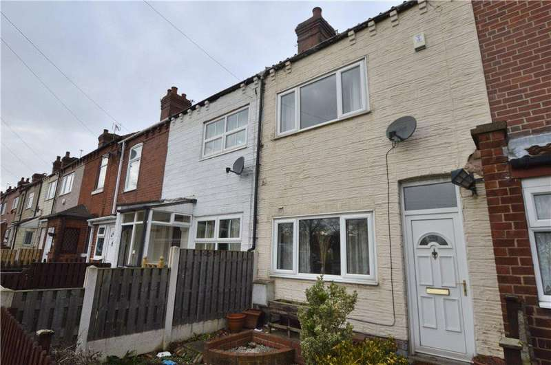 2 Bedrooms Terraced House for rent in Weeland Road, Sharlston Common, Wakefield, West Yorkshire