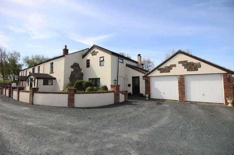 3 Bedrooms Farm House Character Property for sale in Hooles Farm, Pilling