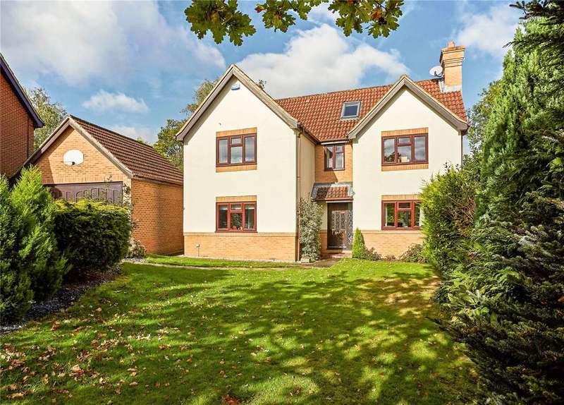5 Bedrooms Detached House for sale in Widbury, Langton Green, Tunbridge Wells, Kent, TN3